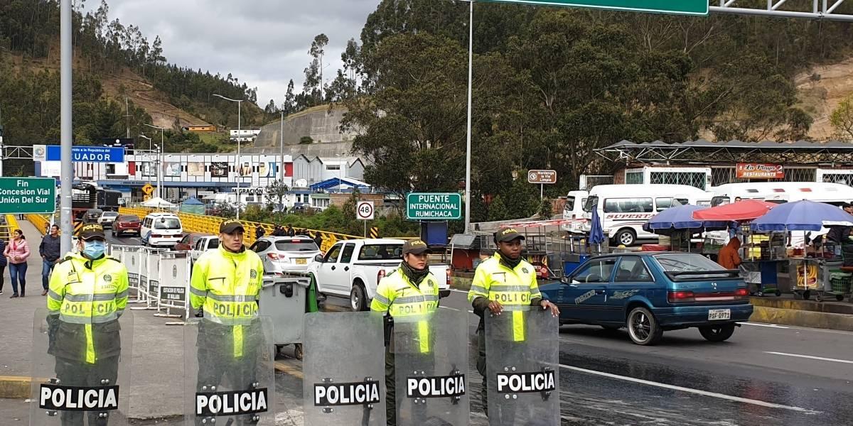 12 de septiembre: Entre 40 y 60 venezolanos ingresan diariamente a Ecuador con visado