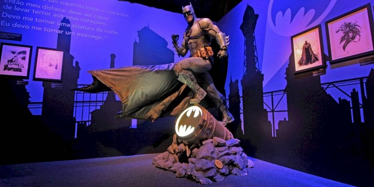 'Batman 80 – A Exposição' é prorrogada até 2020