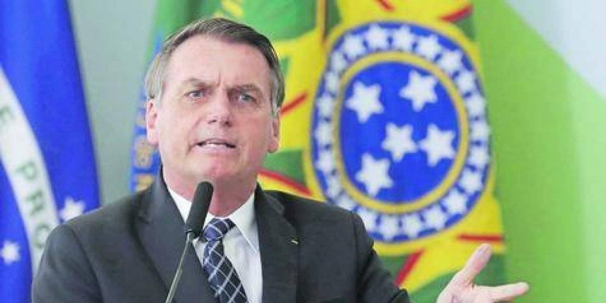 """Bolsonaro ordenó prohibir la """"ideología de género"""" en los colegios de Brasil"""