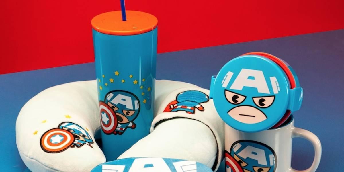 Si usted es fanático de los superhéroes y de MINISO, esta información le va a encantar