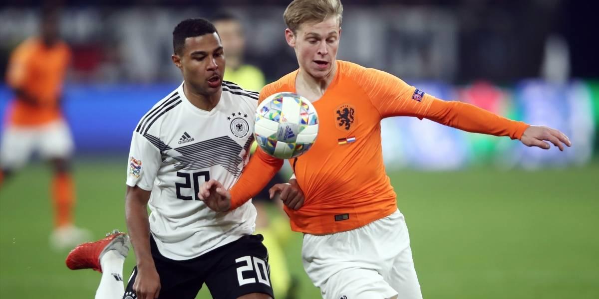 Alemania vs. Holanda: partidazo definitivo pensando en la Eurocopa 2020