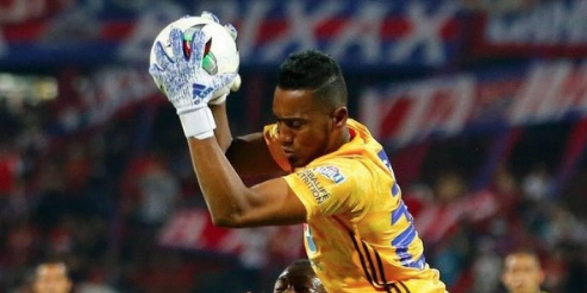 Martínez le respondió a hinchas de Nacional luego de las burlas por la derrota contra Unión Magdalena