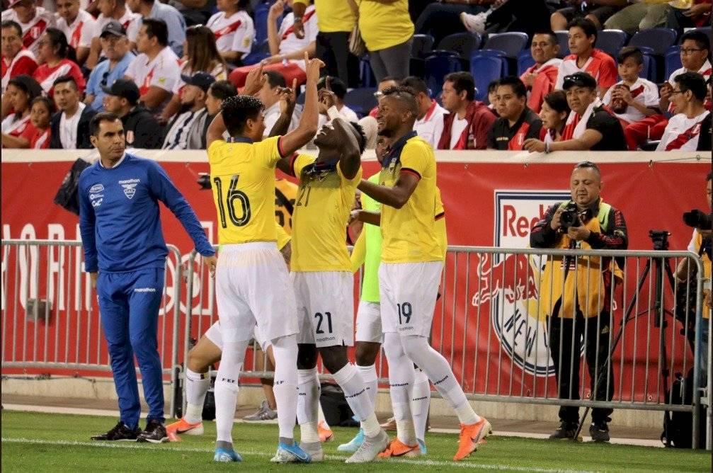 Selección de Ecuador FEF