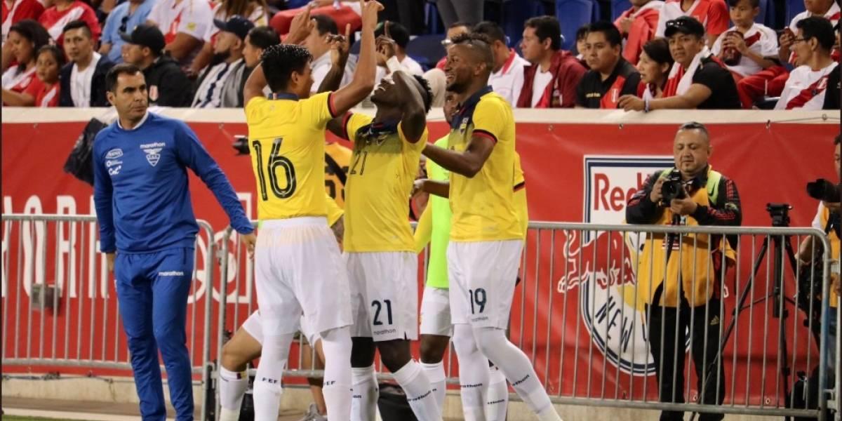 Perú vs Ecuador: La 'Tri' de Célico le ganó a la subcampeona de la Copa América