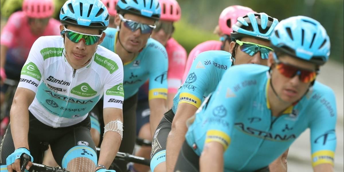 ¡Se vale el esfuerzo! 'Supermán' le puso picante a la etapa 12 de La Vuelta, pero le respondieron