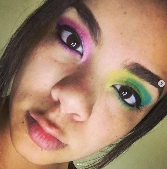 Hija de Vico C Instagram