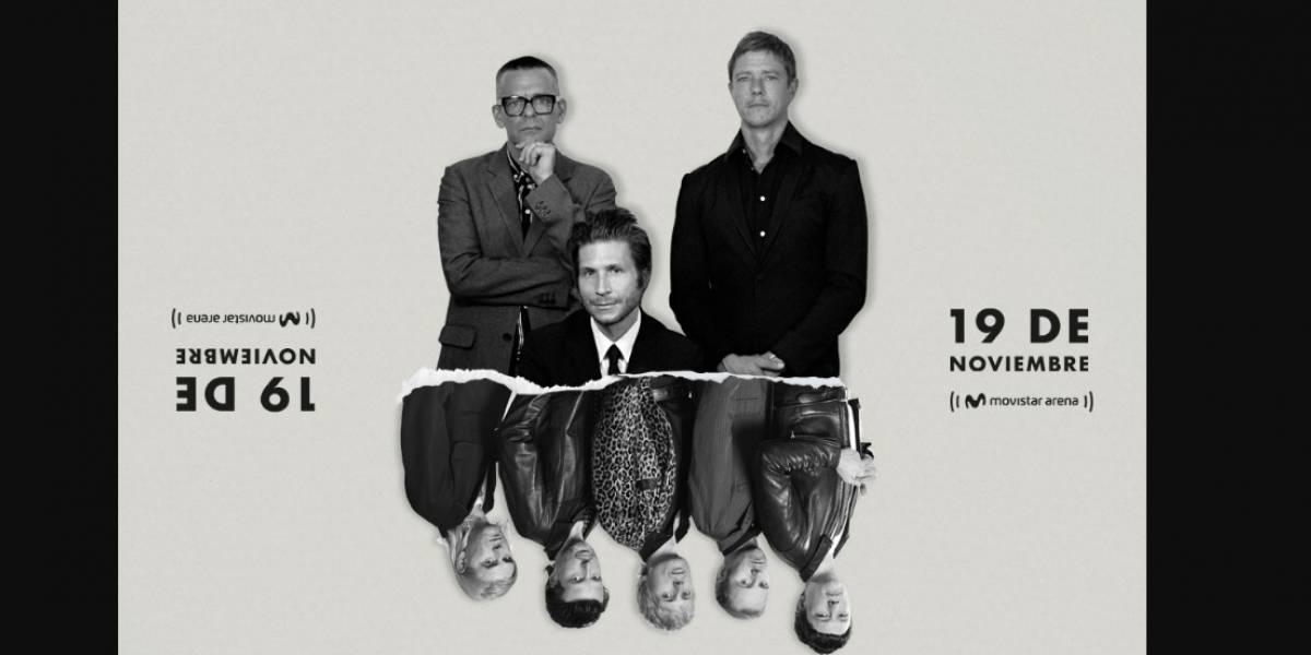 Franz Ferdinand e Interpol en Bogotá: las dos bandas confirman concierto juntas