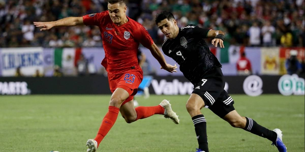 Estados Unidos vs. México: una nueva edición del gran clásico de la Concacaf