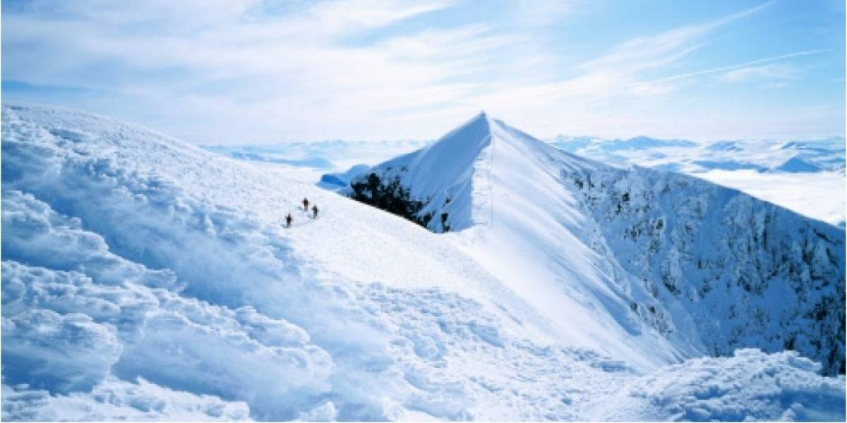Calentamiento global cobra otra víctima: se derrite la montaña glacial más alta de Suecia