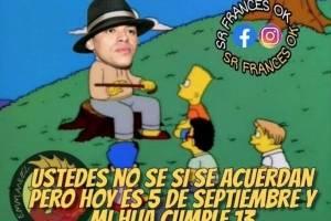 Los memes de la hija de Vico C porque hoy es 5 de septiembre