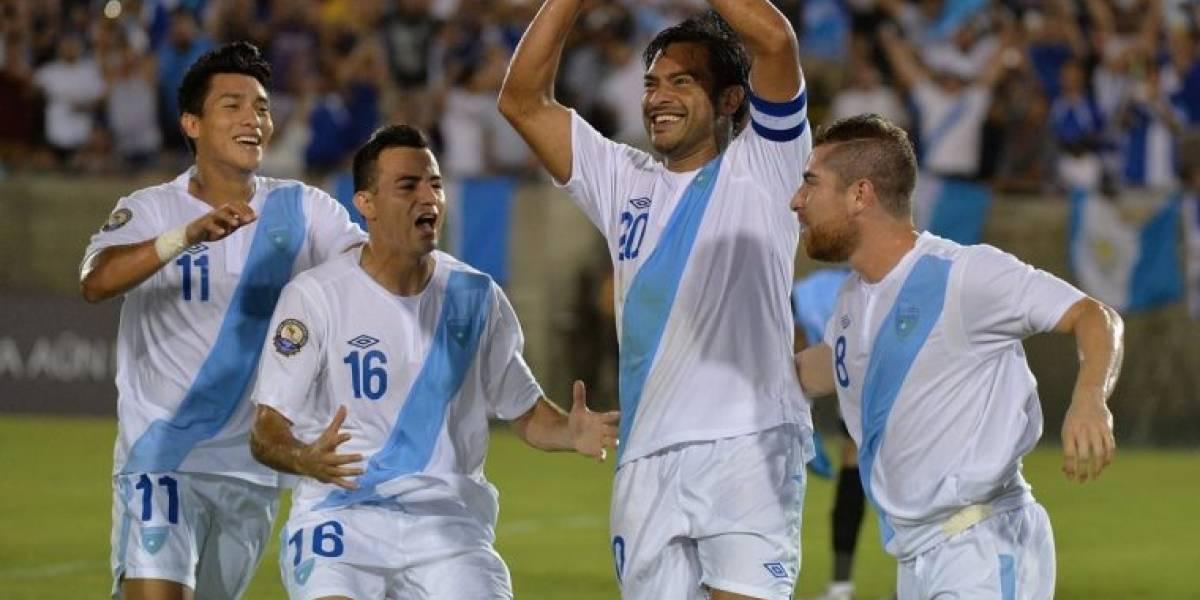 Aficionados eligen el Top 3 de los futbolistas guatemaltecos