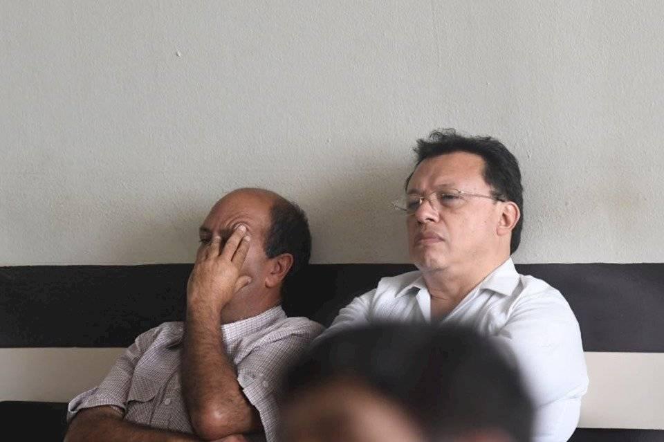 MP emite conclusiones en el juicio contra el exalcalde Adolfo Vivar y 23 personas más. Foto: Omar Solís
