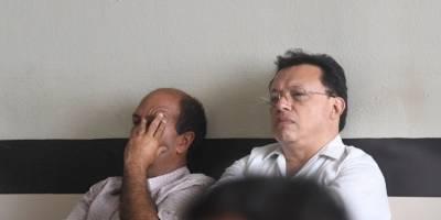 MP emite conclusiones en el juicio contra el exalcalde Adolfo Vivar y 23 personas más.