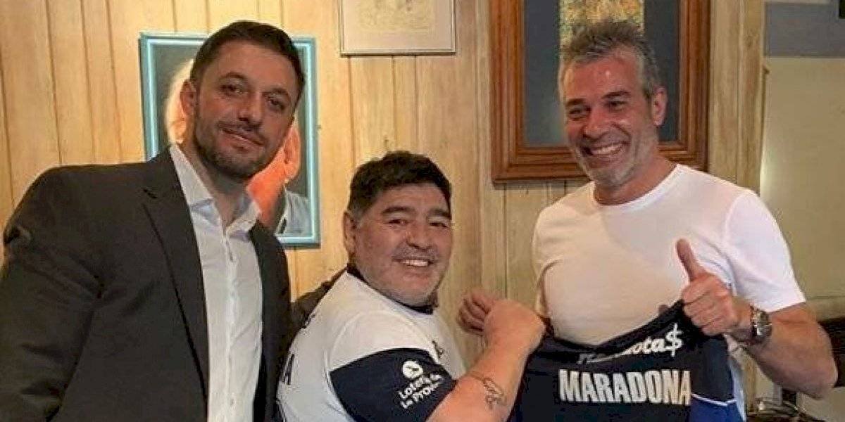 La difícil tarea que le espera a Maradona para salvar del descenso a Gimnasia y Esgrima de La Plata