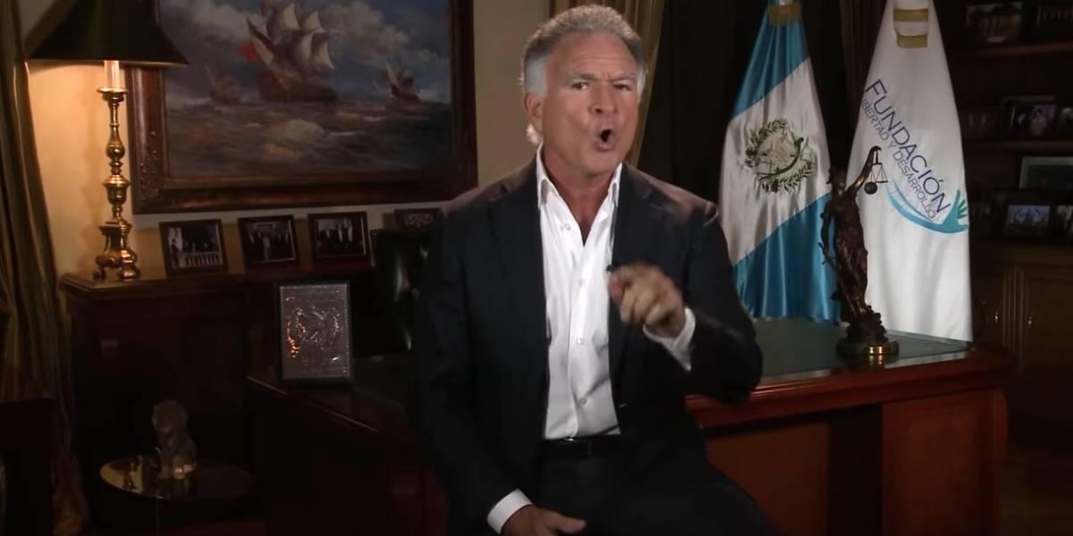 """Dionisio Gutiérrez llama """"cobarde"""" y hace fuerte señalamientos contra ministro Acisclo Valladares"""