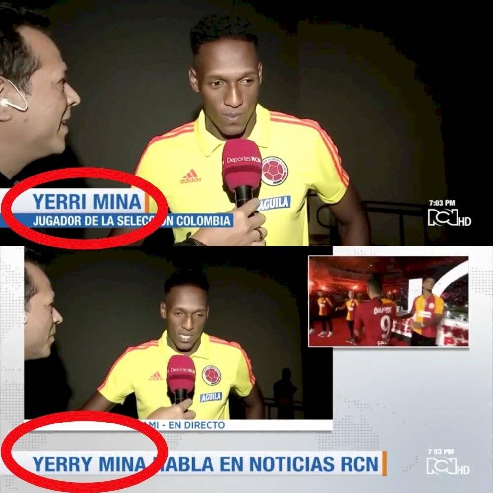Entrevista Yerry Mina