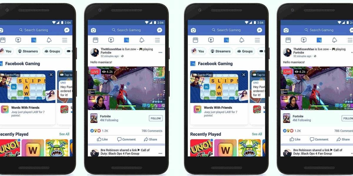 Tiembla Twitch: Facebook Gaming ya está disponible en México