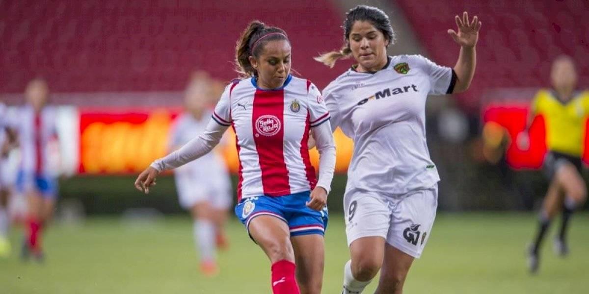 Chivas y Atlas van por triunfos en la Liga MX Femenil
