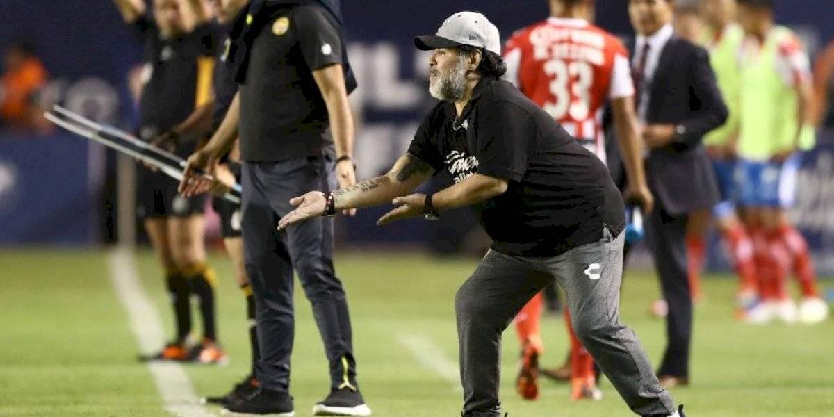 Confirmado: Diego Maradona vuelve al fútbol argentino y dirigirá a Gimnasia y Esgrima de La Plata