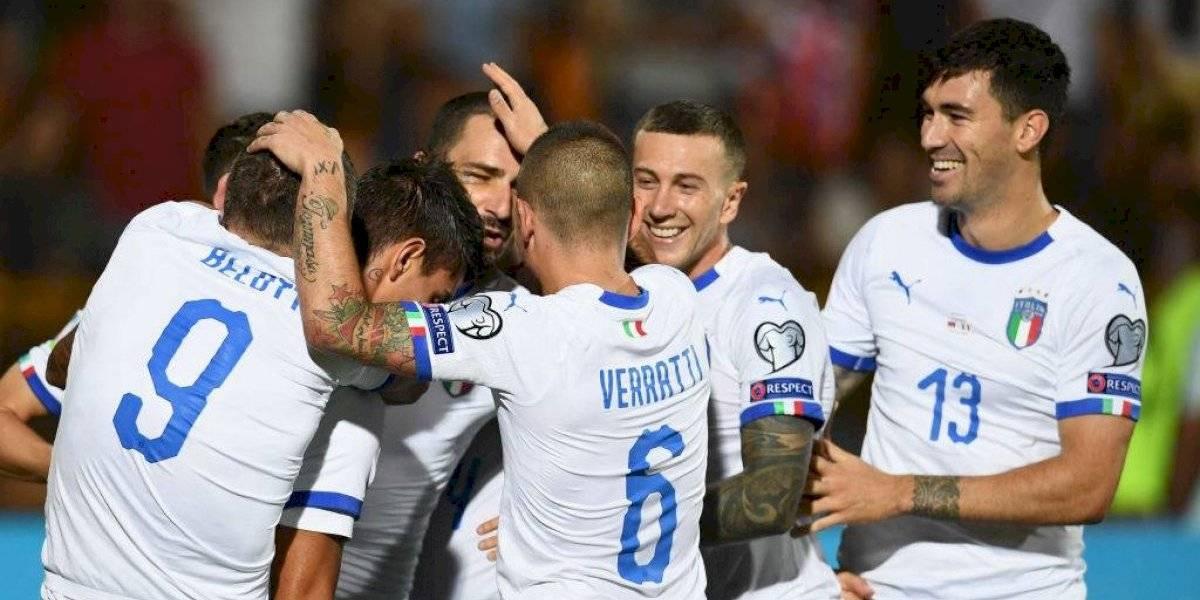 Eurocopa: Italia y España cierran la primera vuelta de sus grupos con todos sus partidos ganados