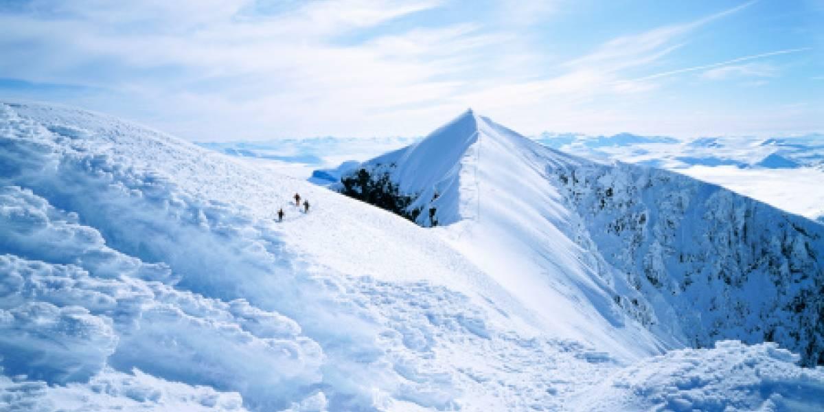 Cada vez nos queda menos tiempo: el calentamiento global está haciendo desaparecer la montaña más alta de Suecia