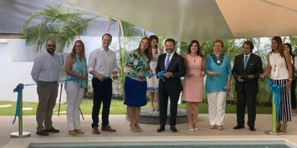 #TeVimosEn: Grupo Humano inauguran piscina de terapia acuática