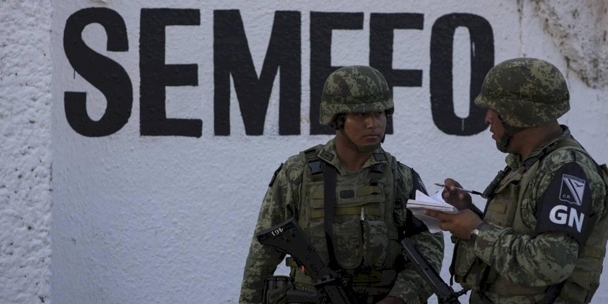 Reto de la GN es reducir los homicidios dolosos: Alfonso Durazo