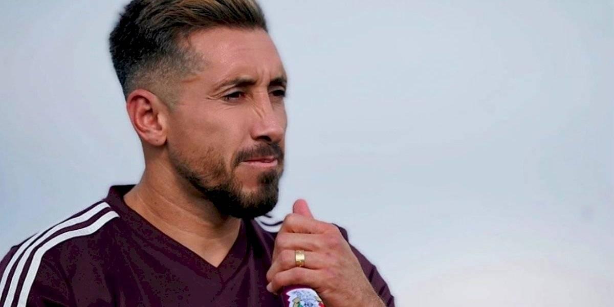 Héctor Herrera revela lo que sucedió en la fiesta del Tri previo al Mundial