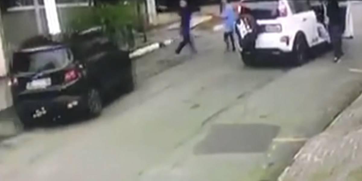 Morre homem baleado na frente de filho em tentativa de assalto no Ipiranga