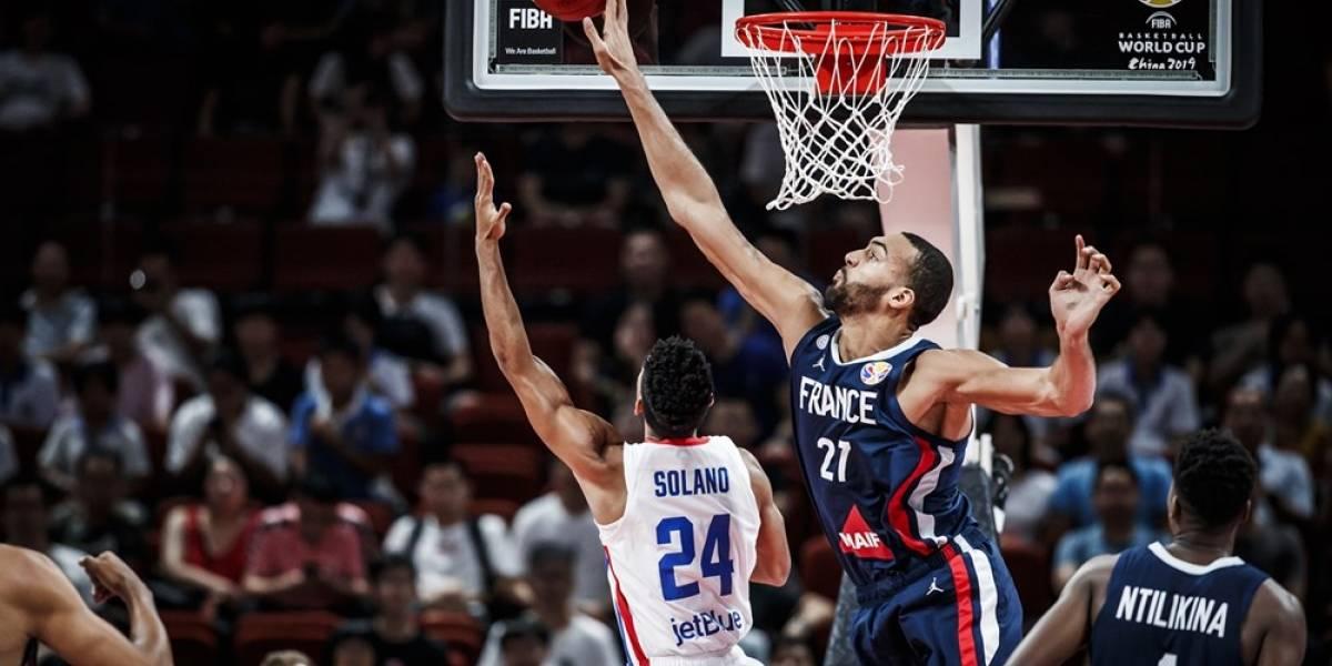 Francia derrota vía paliza a República Dominicana en China 2019