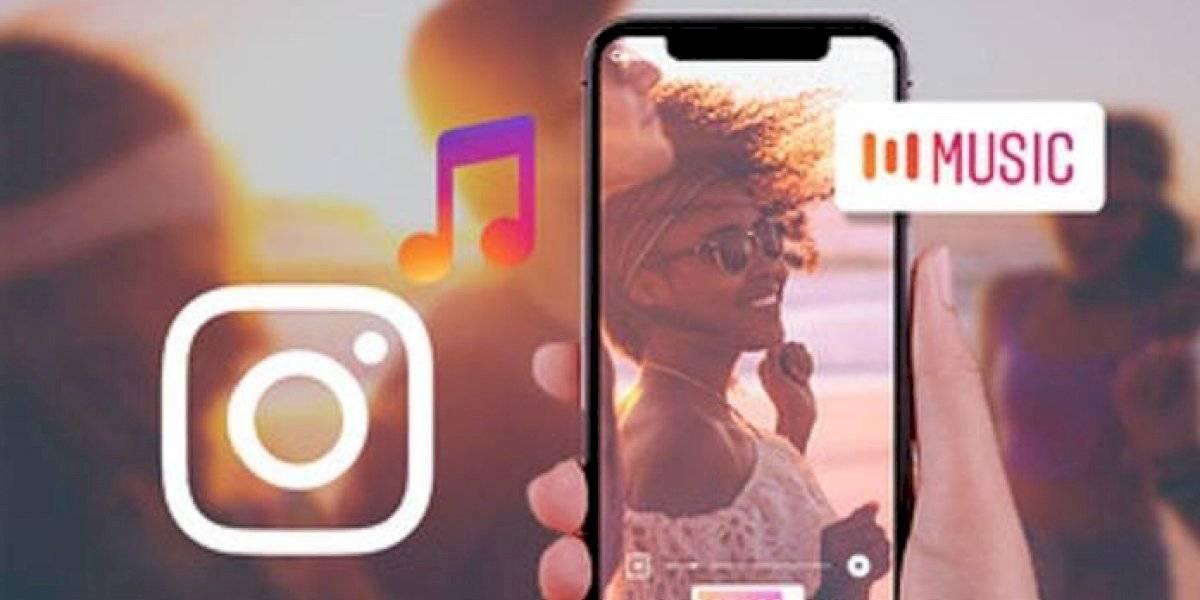 ¿Sabes cómo utilizar la función Instagram Music?