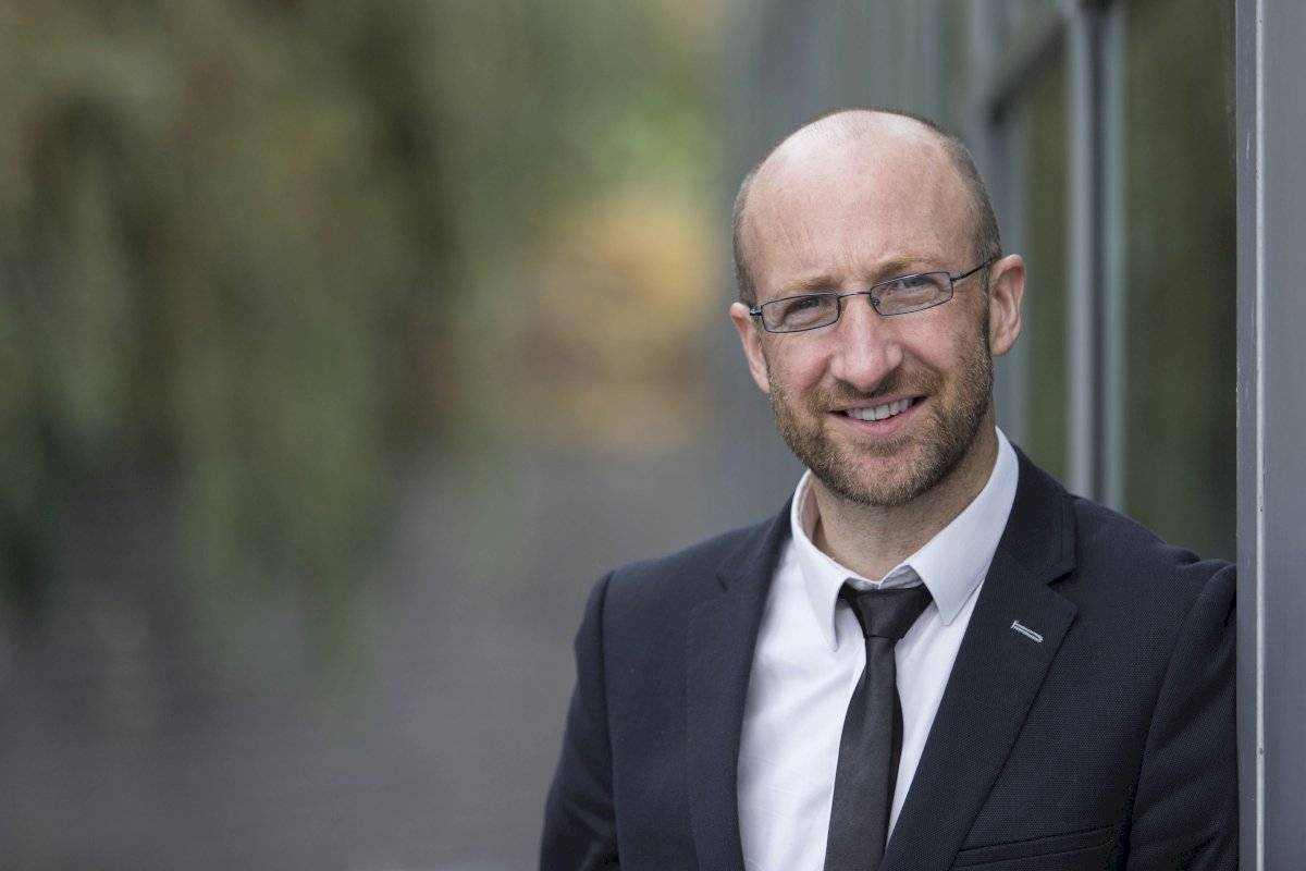Kevin Curran, profesor de Seguridad Cibernética, Universidad de Ulster.