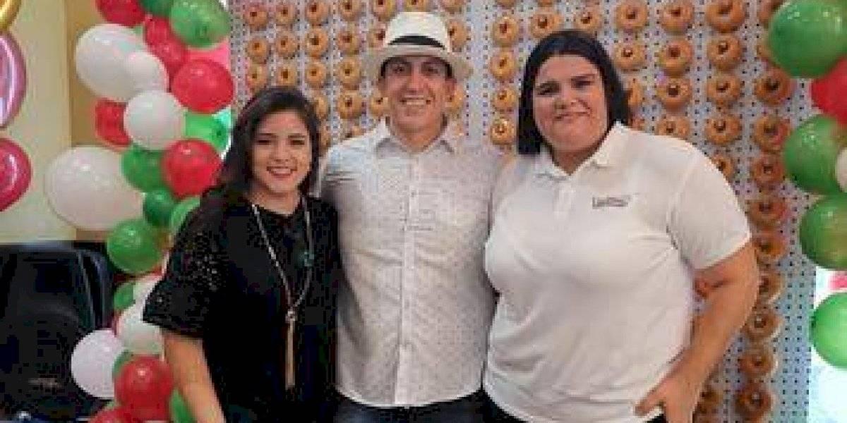 #TeVimosEn: Krispy Kreme celebra 9 años endulzando el paladar dominicano