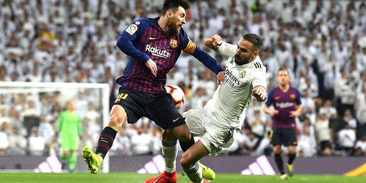 Jugadores de Barcelona y Real Madrid comandan candidatos al 11 ideal de FIFA