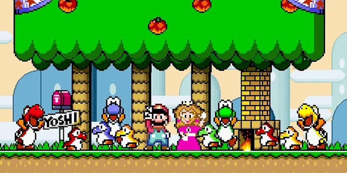 Juegos de Super Nintendo llegan a la Switch a través de su servicio online ¿Y el control retro?