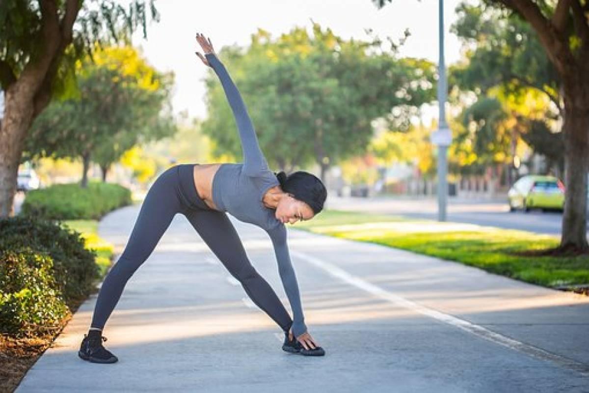 Cuatro ejercicios simples para combatir la presión..