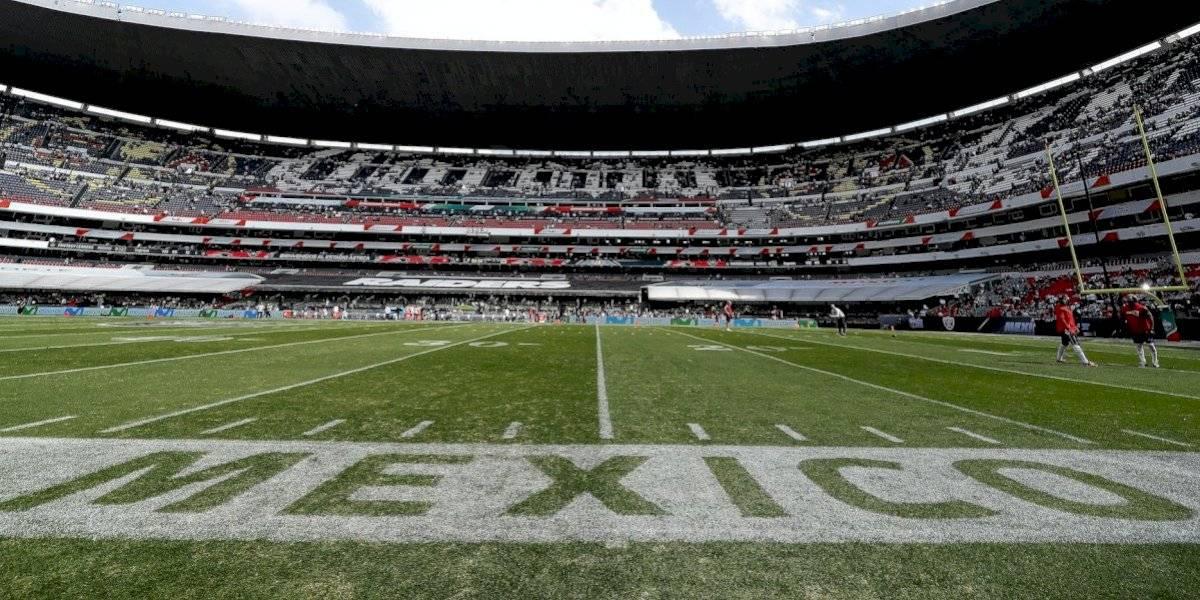 México, el país con más afición de la NFL fuera de Estados Unidos