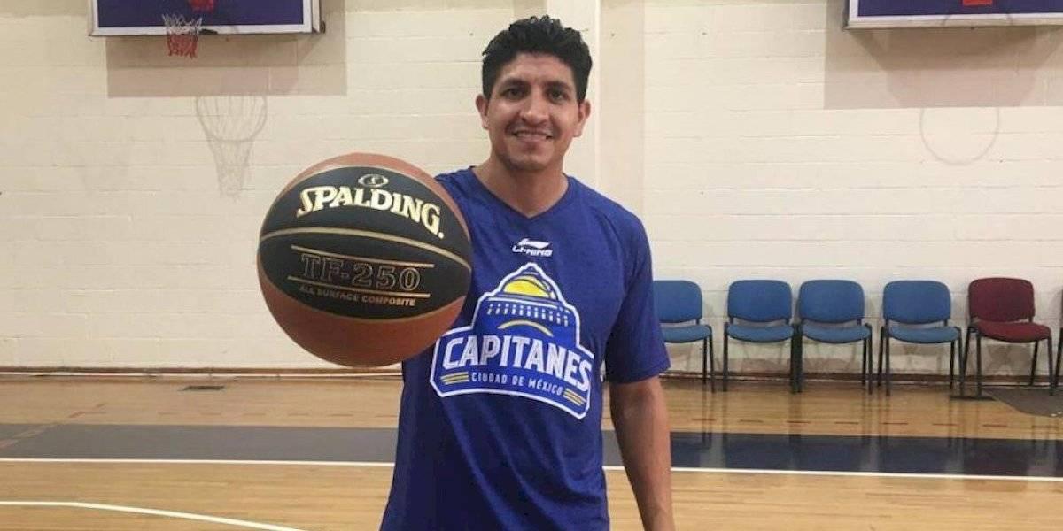 'Voy a terminar mi carrera con Capitanes': Orlando Méndez