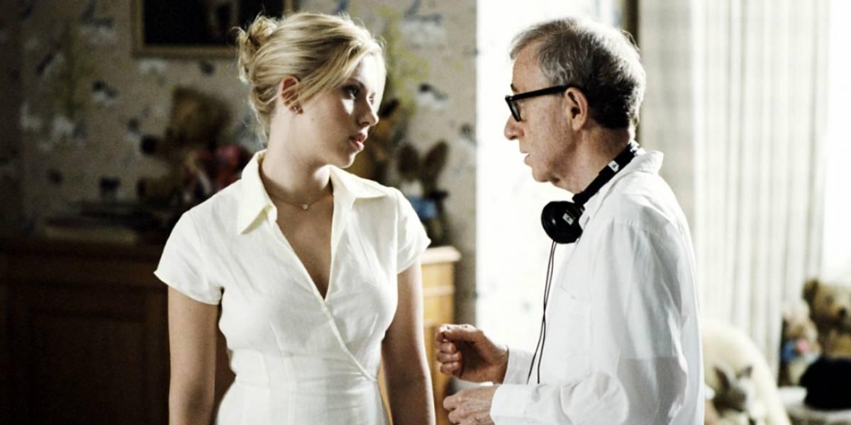 Scarlett Johansson sigue firme junto a Woody Allen pese a las acusaciones de abuso sexual