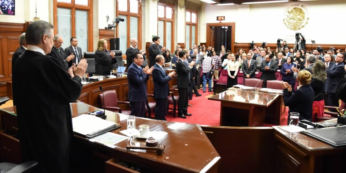 Descarta AMLO promover iniciativas para renovar el Poder Judicial