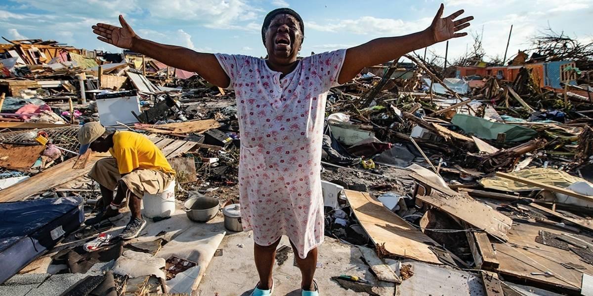 Desgarradores testimonios de sobrevivientes del huracán Dorian en Bahamas