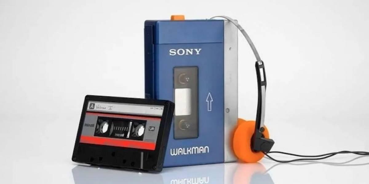 Sony lanza Walkman por su 40 aniversario