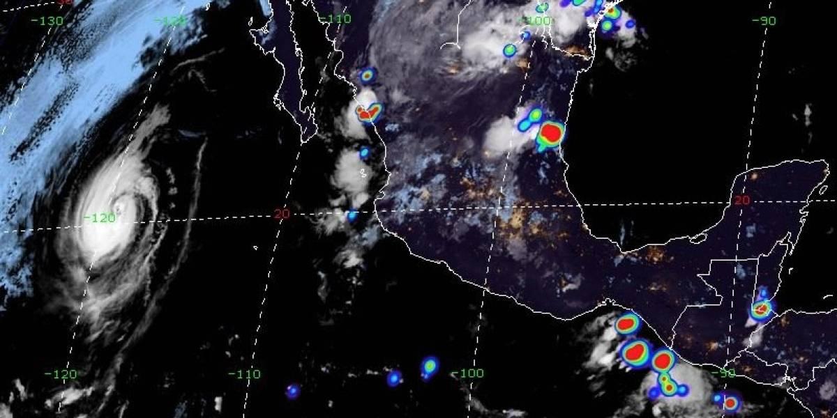 Se mantendrán fuertes lluvias en Tamaulipas y Nuevo León