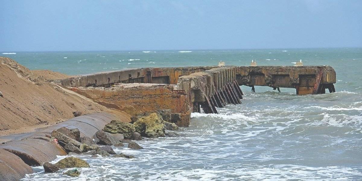 Yacimientos arqueológicos subacuáticos evidencian hundimiento de la isla