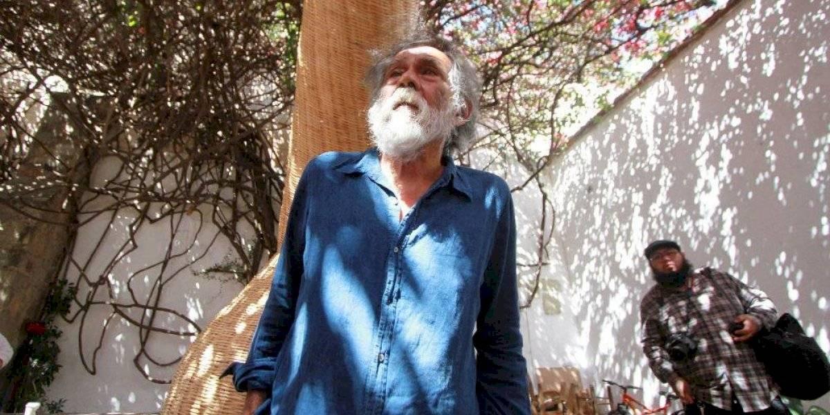 Muere el pintor oaxaqueño Francisco Toledo