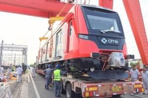 novo trem linha 13-jade cptm