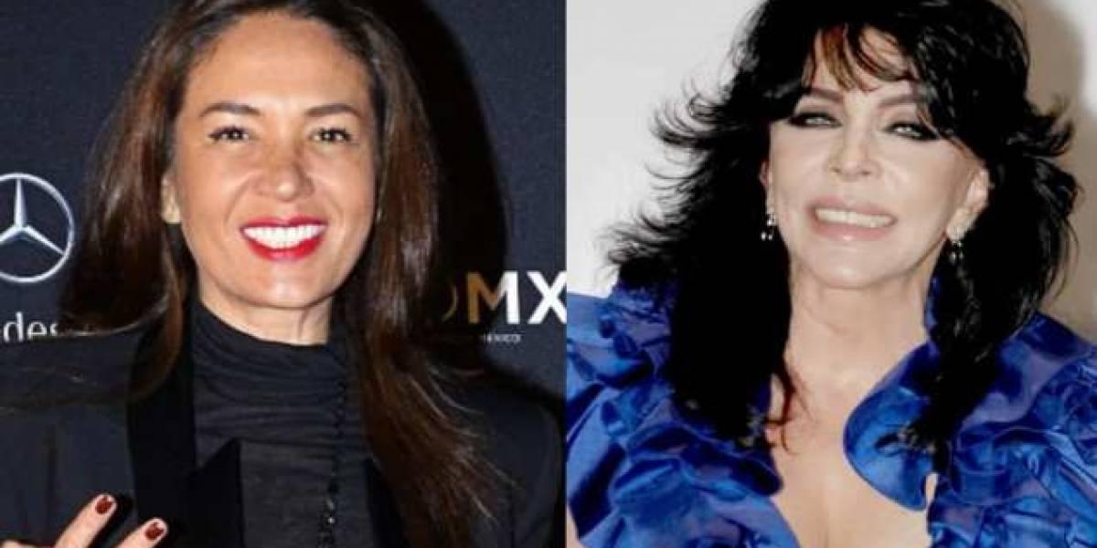 Yolanda Andrade se burla de declaraciones de Verónica Castro