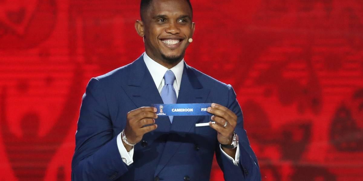El emotivo mensaje de Samuel Eto'o que anuncia su retiro del futbol