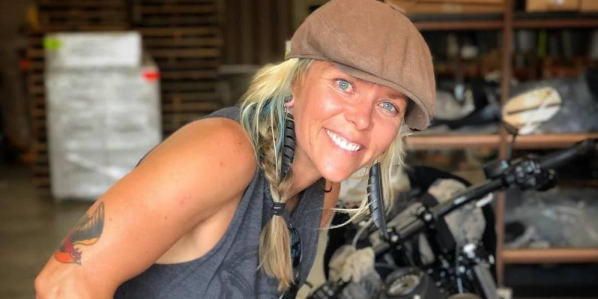 """Iba a 800 km/h: desclasifican video de la ex """"Cazadores de Mitos"""" Jessi Combs minutos antes de su muerte"""