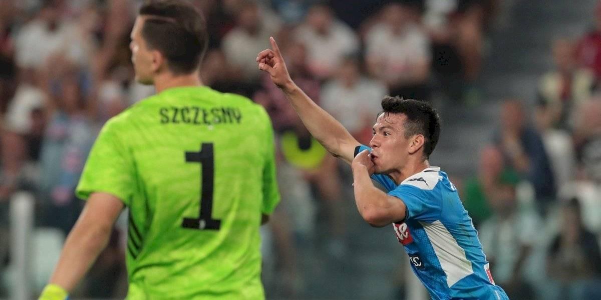 Chucky Lozano pudo llegar al PSG en lugar del Napoli